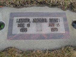 Lester Moore Hiatt