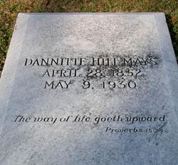 Dannite Hill Mays