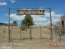 Rocky Mountain Number 2 Cemetery