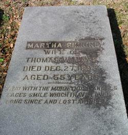 Martha <i>Simkins</i> Mays