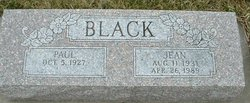Jean Black