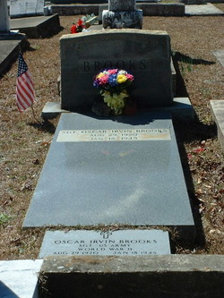 Sgt Oscar Irvin Brooks