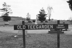 Old Teegarden Cemetery