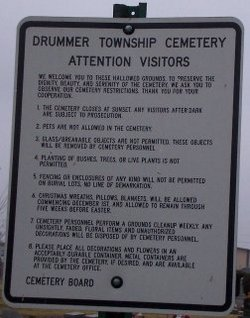 Drummer Township Cemetery