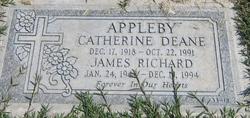 Catherine Deane <i>Tocher</i> Appleby