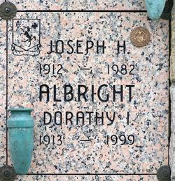 Joseph Paul Joe Albright