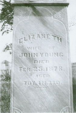 Elizabeth <i>Gregory</i> Young