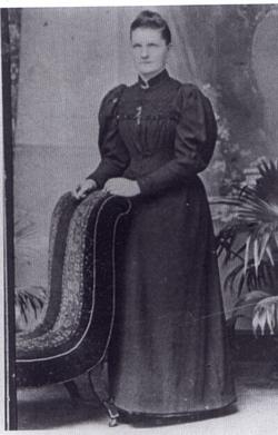 Catherine Cassie <i>Wilkin</i> Buchanan