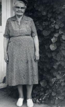 Henrietta Hattie <i>Ligtenberg</i> Kiel