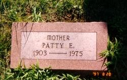 Patty E <i>Gattis</i> Aday