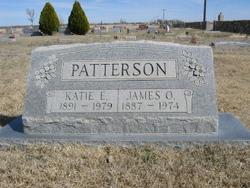 Katie Etta Emaline <i>Bell</i> Patterson