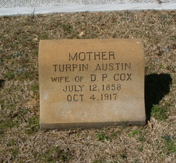 Turpin <i>Austin</i> Cox