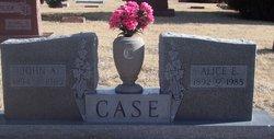 Alice E Case