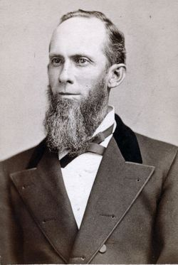 Dr Algernon Sidney Barnes