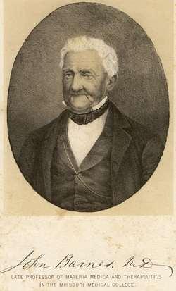 Dr John Barnes