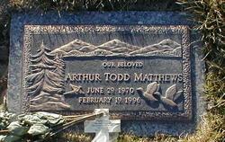 Arthur Todd Matthews