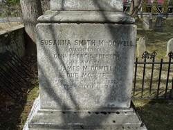 Susanna Smith <i>Preston</i> McDowell