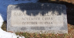 Sarah T Clelland