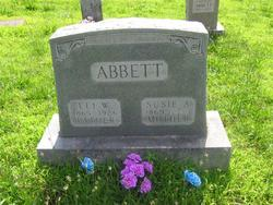 Eli W Abbett