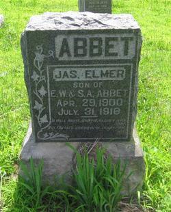 James Elmer Abbett