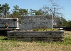 Ball Ground Community Cemetery