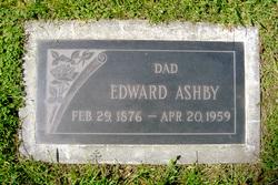 Edward Eddie Ashby