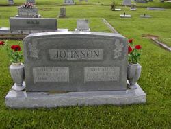 Lillie Laura <i>Shepherd</i> Johnson