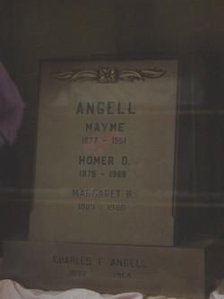 Homer Daniel Angell