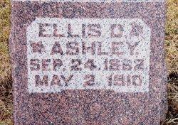 Ellis Densmore Ashley, Sr