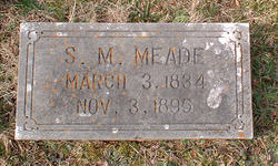 Samuel M Meade