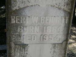 Bert W. Bennett