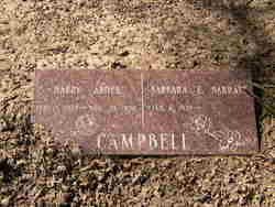 Harry Arden Campbell