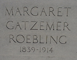 Margaret Gatzmer <i>Allison</i> Roebling