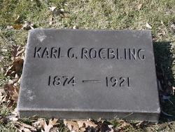 Karl Gustavus Roebling