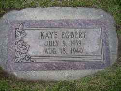 Kaye Egbert