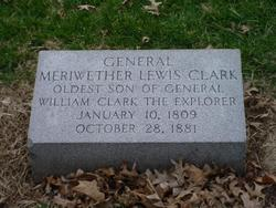 Meriwether Lewis Clark