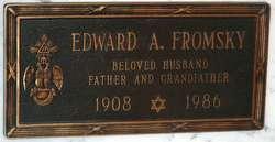 Edward A. Fromsky