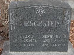 Henry David Kirschstein