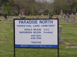 Paradise North Cemetery