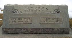 Charlotte Agnes Lottie <i>Housley</i> Jackson