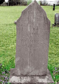 Calvin R. Trammell