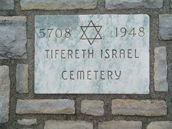 New Tifereth Israel Cemetery