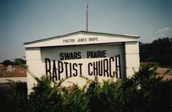 Swars Prairie Baptist Cemetery