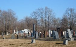 Scantic Cemetery