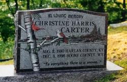 Christine <i>Harris</i> Carter