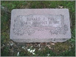 Howard Francis Fox