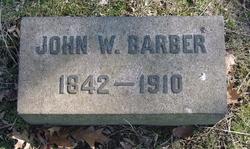John W Barber