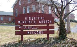 Gingrich Mennonite Cemetery