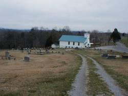 Indian Creek Baptist Church Cemetery