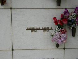 Saturlina Felecita <i>Gerbi</i> Badella